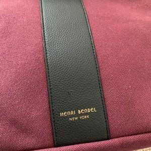 henri bendel Bags - Henri Bendel canvas backpack